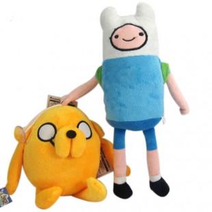 Набор игрушек Финн и Джейк