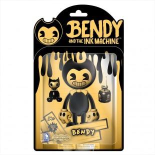 Милый дьяволенок Бенди в роли монстра в игре ужастике Bendy and the Ink Machine по низкой цене с доставкой в ваш город