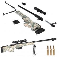 Модель винтовки Barrett M 82