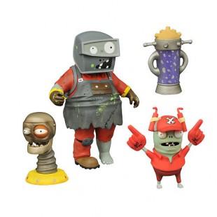 Набор фигурок Зомби подрывники