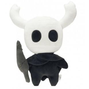 Мягкая игрушка главного героя игры Hollow Knight - Полый Рыцарь из Халлоунест