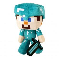 Стив алмазная броня игрушка