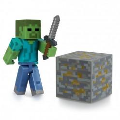 Фигурки Зомби и железной руды