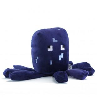 Мягкая игрушка спрут осьминог из minecraft дешево купить с доставкой по РФ бесплатно Сахалин Оренбург Иркутск Казань