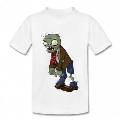 Зомби на футболке