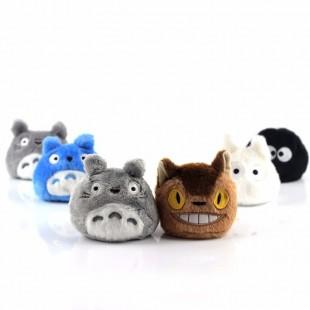 мягкая  игрушка 6 плюшевых Тоторо