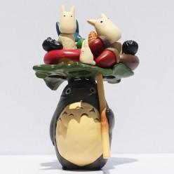 Коллекционный тоторо- фигурка
