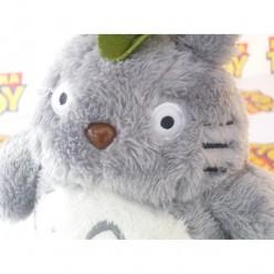 Плюшевая игрушка Тоторо с листочком на голове