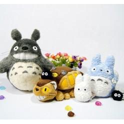 Набор игрушек героев Тоторо.