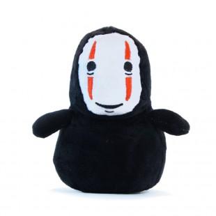 Плюшевая игрушка Безликий дух Каонаси 23 см. высоту дешево с доставкой по России БЫСТРО