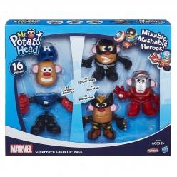 набор игрушек картофельных голов