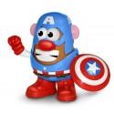 Мистер Картофельная Голова Капитан Америка