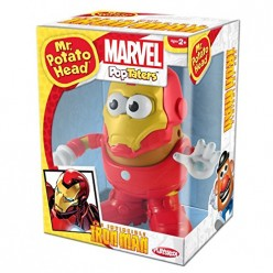 Мистер Картофельная Голова Iron Man