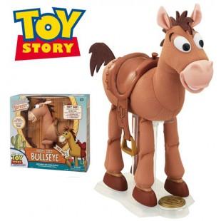 Узнаваемый конь Булзай серии Делюкс из Той Стори - интерактивная игрушка
