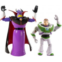 Базз Лайтер и Трикси