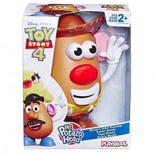 Оригинальные игрушки Хасбро - Мистер картофельная голова в костюме Шерифа Вуди - купить в наличии в Москве