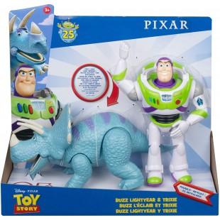 Новый набор классических игрушек легендарных персонажей из Истории Игрушек 4 Buzz + Zurg + Alien