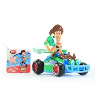 Говорящий Вуди История Игрушек, Кукла Disney Toy Story Woody, купить куклу Вуди