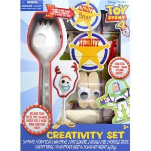 Игрушка из мультфильма Toy Story 4 - Форки оригинальный - собери сам! Купить по низкой цене в России