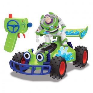 Машинка из Той Стори на радиоуправлении - купить оригинальная игрушка - фигурка Баз Лайтера на машинке