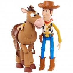 Вуди шериф и Булзай