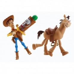 Вуди шериф и Булзай + сапог