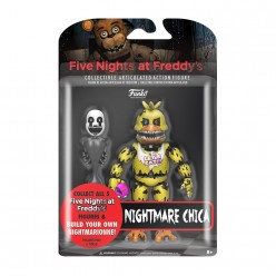 Чика кошмарная FNAF4