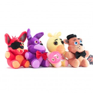 Набор из fnaf мягкие игрушки