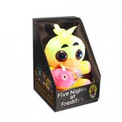 Чика из FNAF мягкая игрушка 25 см.