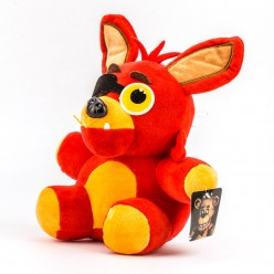 Фокси из fnaf игрушка 23+ см.