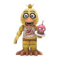 Фигурки и игрушки из игры Пять ночей с Фредди пластиковые и плюшевые герои