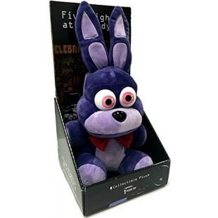 Мягкая игрушка Bonnie из FNAF 25 см.