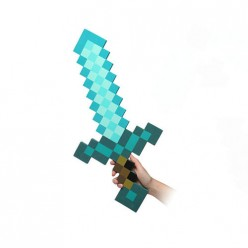Алмазный меч из майнкрафта