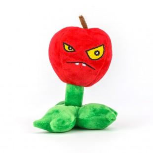"""Купить """"Растения против зомби"""" мягкая игрушка - вишневая бомба - плюшевая - герои пвз в ассортименте"""