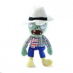 Зомби pvz ковбой в шляпе