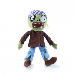 Мягкая игрушка Зомби Пират