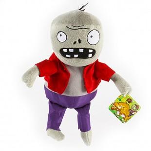 Зомби-чертёнок мягкая игрушка из видеоигры растения против зомби купить по низкой цене