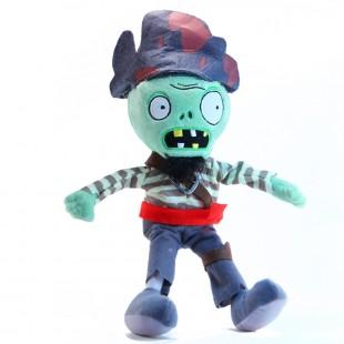 Зомби пират мягкий
