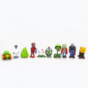 Набор пластиковых фигурок №2