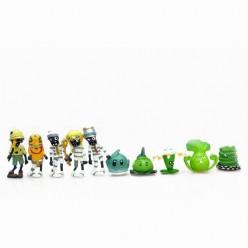 Набор пластиковых фигурок №4