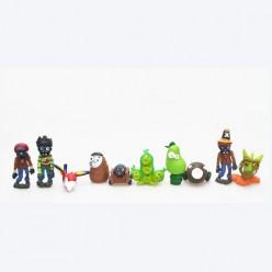 Набор пластиковых фигурок №5