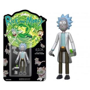 Рик Санчез главный герой из «Рик и Морти» найти пластиковую подвижную игрушку с доставкой по России