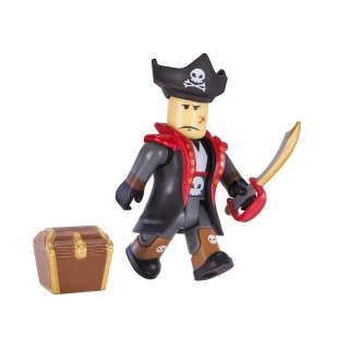 Фигурка персонажа игры Роблокс - капитан RAMPAGE - купить в России дешево!