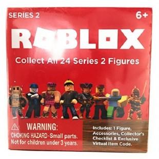 Набор 4 фигурки Роблокс 2 Серия