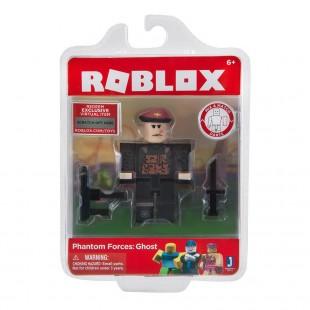 Роблокс фигурки купить Призрак из Фантом форсес - игрушки  из компьютерной игры