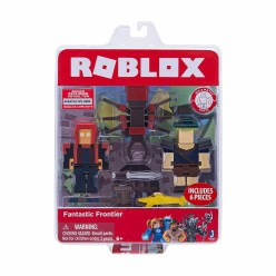 Roblox Фантастик Фронтер