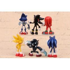 Набор Фигурок Sonic