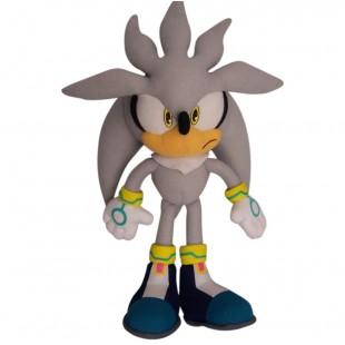 Игрушка Серая Тень Сильвер Sonic 26 см.