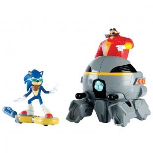 игрушка Sonic Boom Соник Vs. Эггман