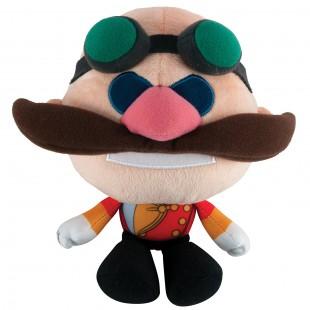 Мягкая игрушка Доктор Эггман 15 см.